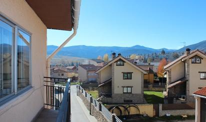 Ático de alquiler con opción a compra en Calzada, Rascafría