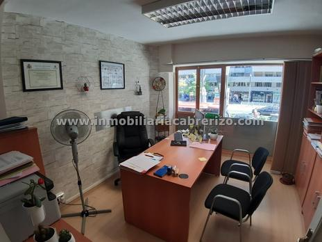 Oficinas de alquiler en Logroño