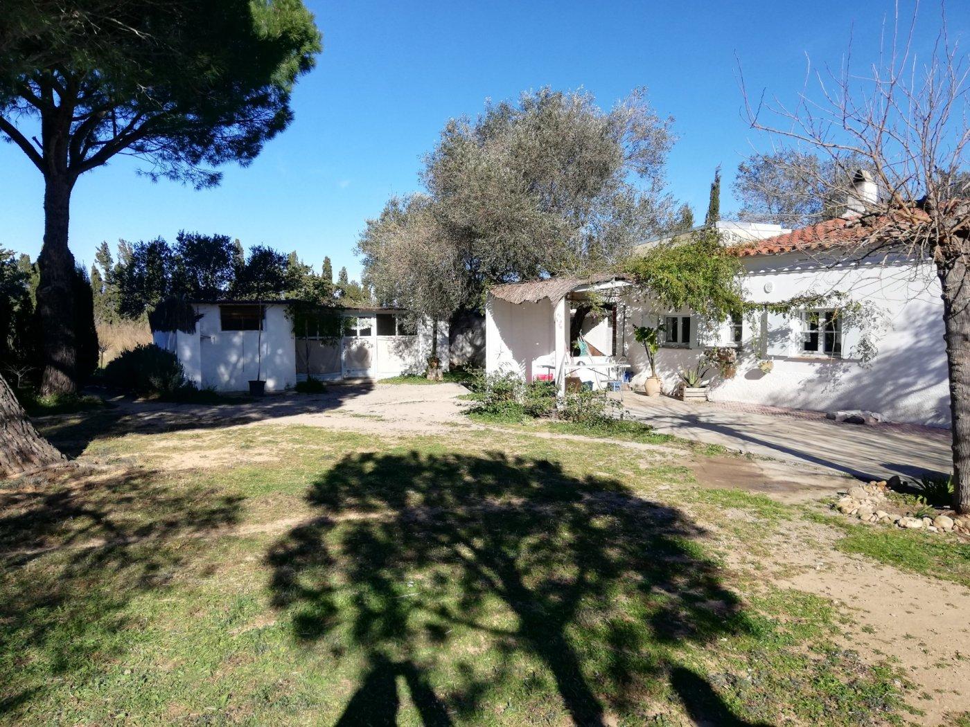 Casa  Cabanes ,sin zona. Finca rústica con construcción
