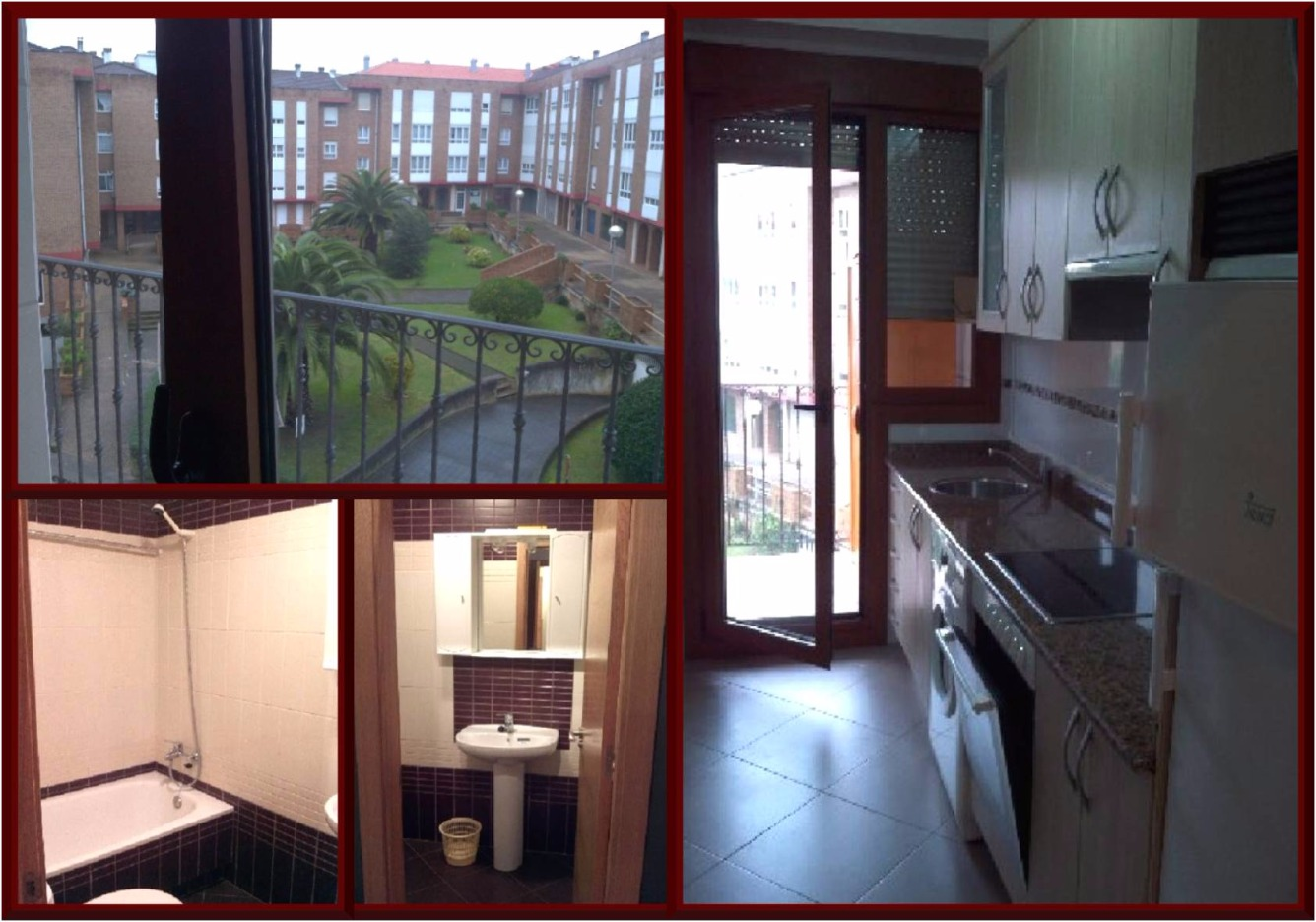 Pisos en alquiler piso de 2 habitaciones de segunda mano for Alquiler de pisos en navarra