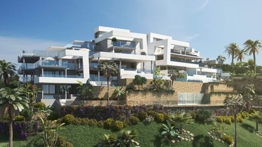 Apartment for sale in Nueva Andalucía centro