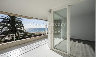 Apartamento de alquiler en Passeig del Mar, Caldes d'Estrac
