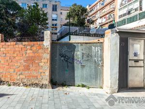 Terrenos en venta en Barcelona Capital