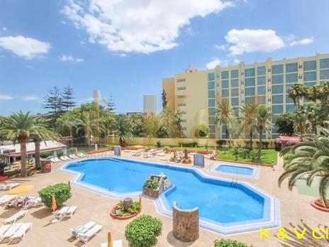Apartamentos en venta amueblados en Playa El Inglés, Las Palmas