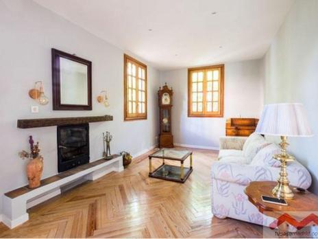 Casas para compartir con calefacción en Madrid Capital