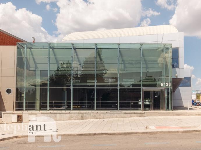 Foto 2 de Edificio de alquiler en Villalba Estación, Madrid