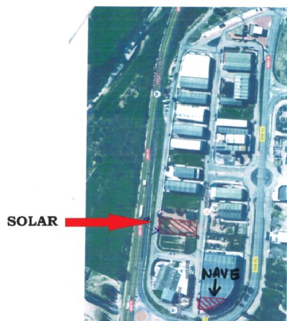 Solar urbano  Calle. Solar en el poligono del perello, 1000m2 muy bien situado