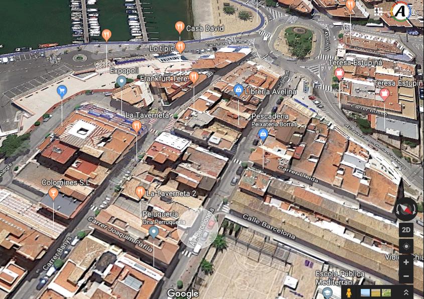 Solar urbano  Avenida barceloneta. Solar urbanizable, céntrico, situado en una de las mejores calle