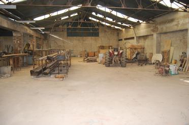 Nave industrial de alquiler en Agost