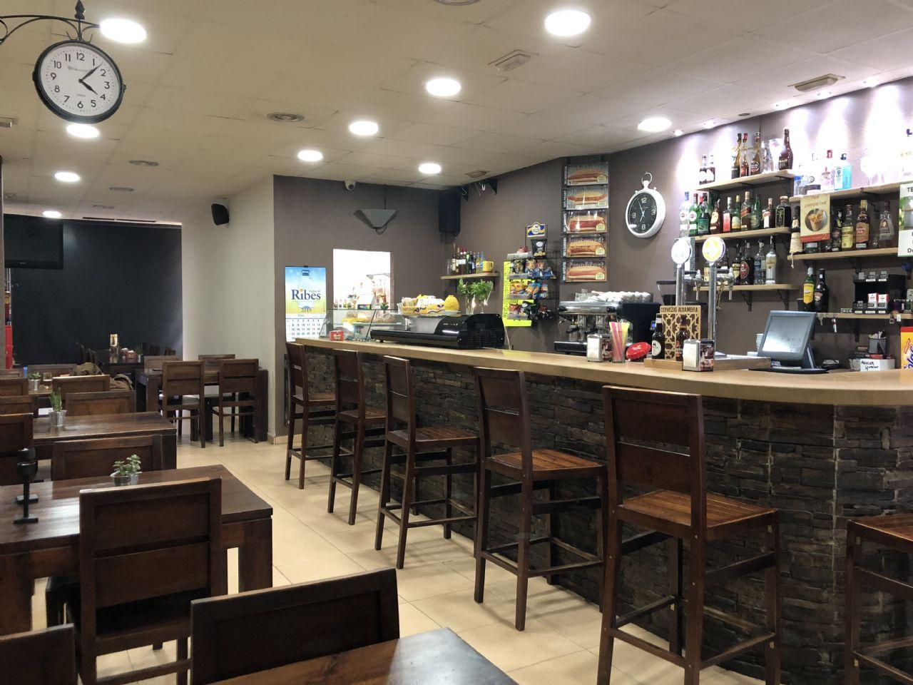 Local Comercial  Centre. Se traspasa bar-cafetería en funcionamiento