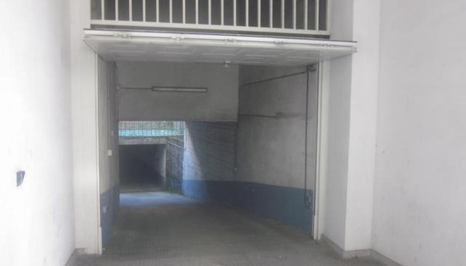 Foto 1 de Garaje en venta en Do Penedo Conxo, A Coruña