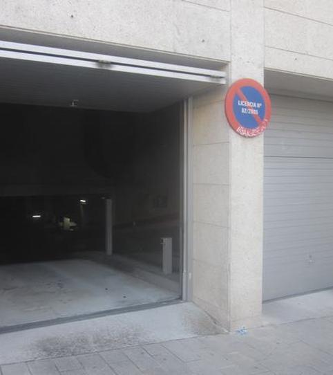 Foto 2 de Garaje en venta en Rúa de Alejandro Novo González Conxo, A Coruña