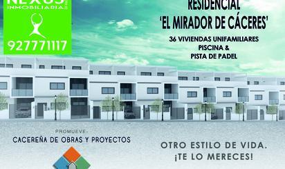 Casas adosadas en venta en Cáceres Capital