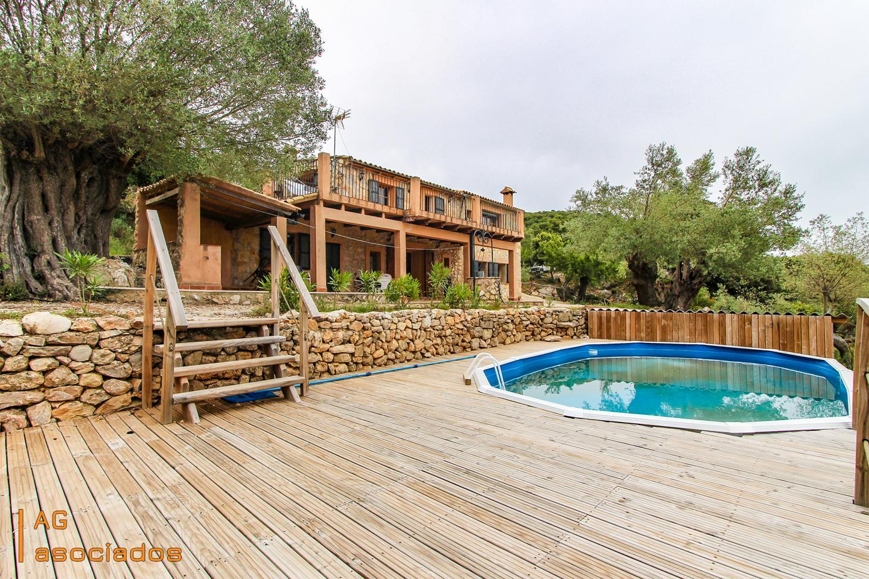 Location Maison  Calle carrer de sa murada. Bonita casa de campo en biniarroi con vistas a panoramicas al pl