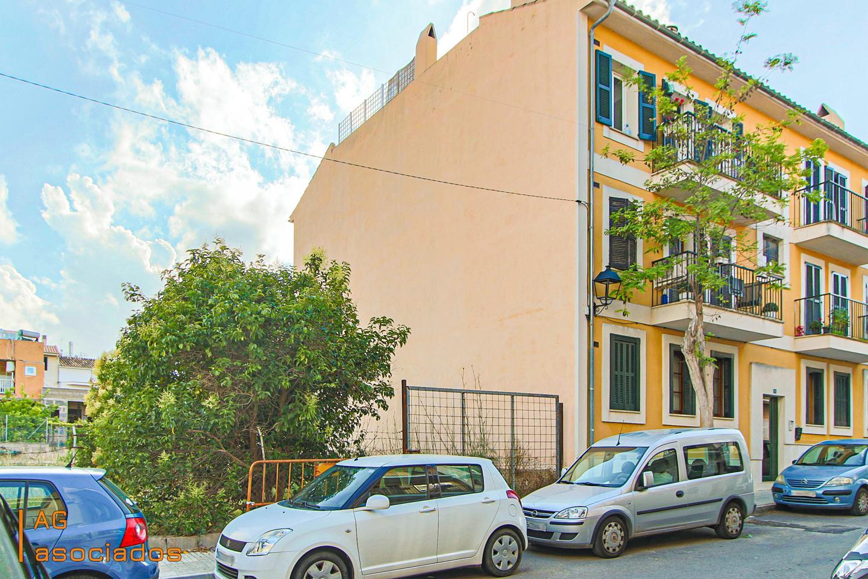 Stadtgrundstück in Consell. Solar urbano de 311 m2 en sencelles  este solar dispone de pro