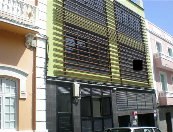Oficina en alquiler con 59 m2,  en Distrito Vegueta, Cono Sur y Tafira