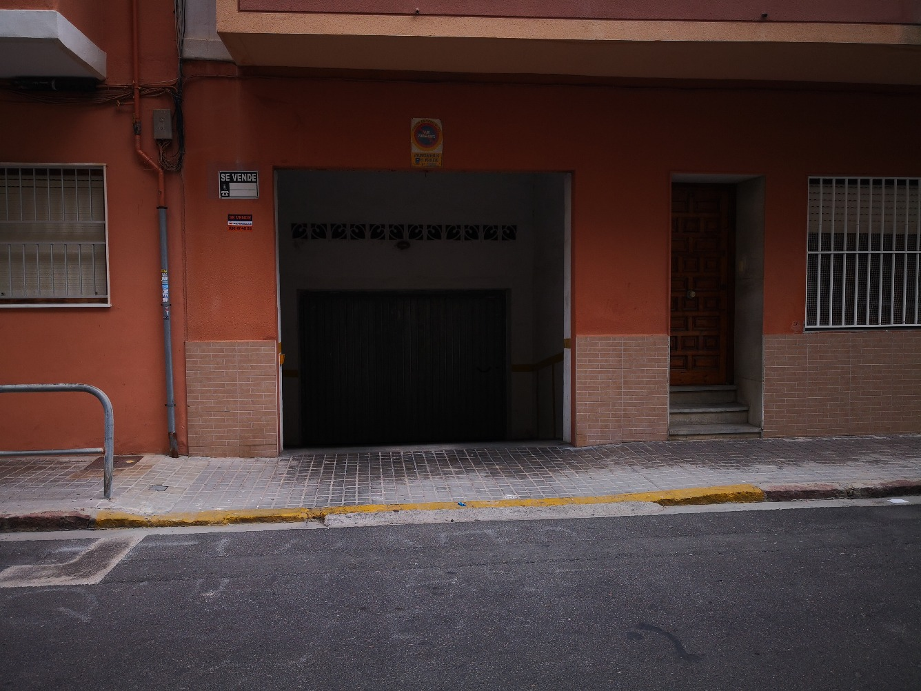 Parking voiture  Sueca - Sueca ciudad