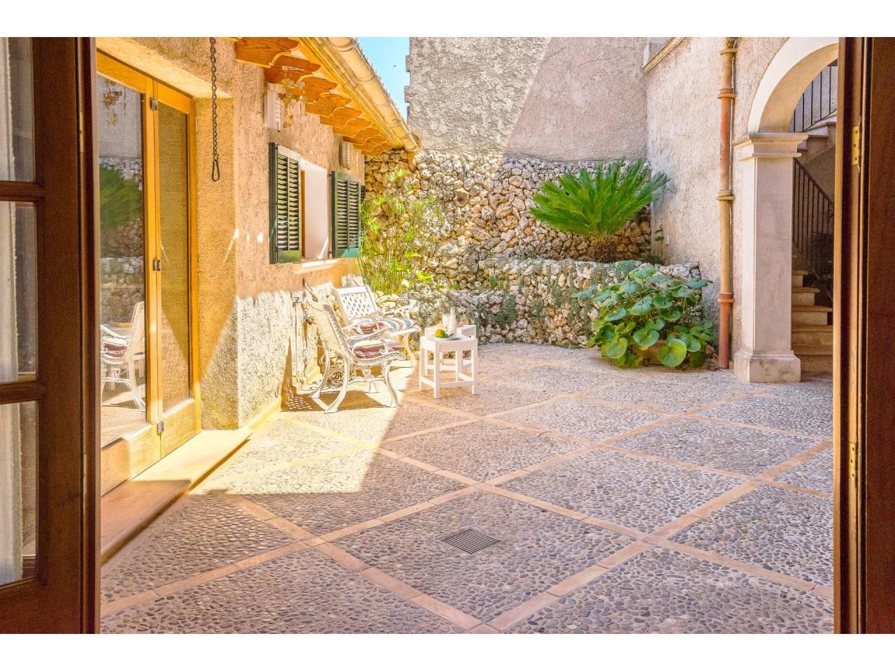 Maison  Petra. Encantadora casa de estilo y carácter mallorquín lista para entr