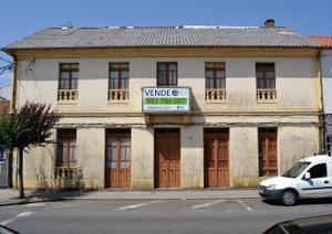 Casa adosada en Venta en Avenida Doctor Martínez Pardo (Teixeiro), 40 / Curtis