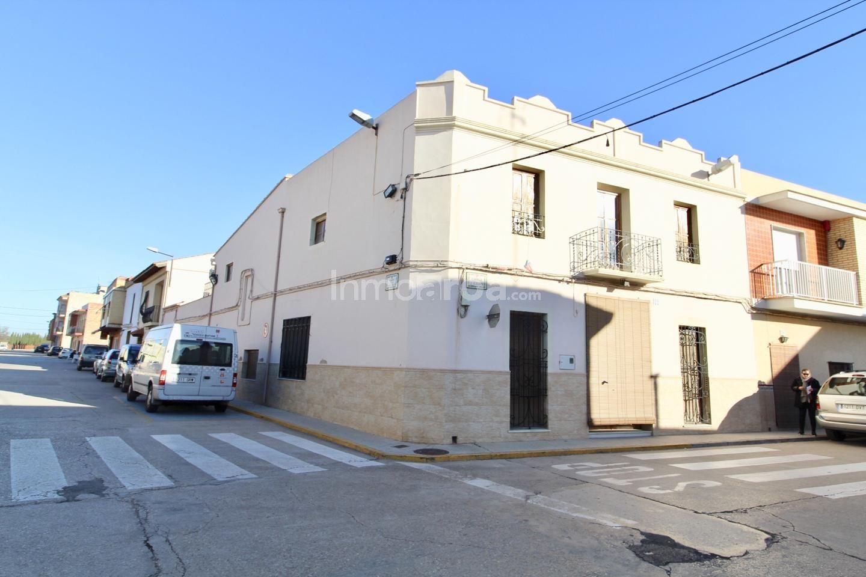 Casa en Masalavés. ¡oportunidad! en venta casa de pueblo de 1930 en muy buen estado