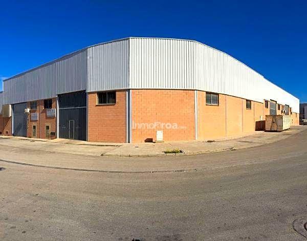 Lloguer Nau industrial  Calle seis, 6. Oportunidad!!! en alquiler, nave industrial en el poligono indus