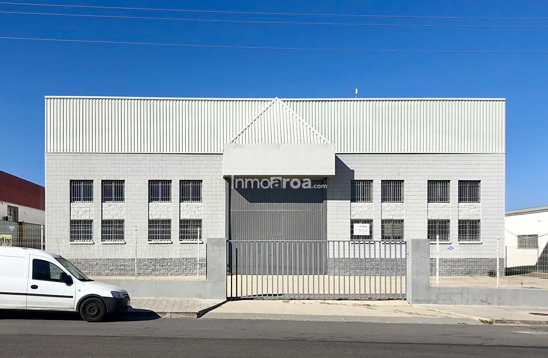 Lloguer Nau industrial  Poligono industrial n.6. Oportunidad!!! en alquiler, nave industrial en el poligono indus