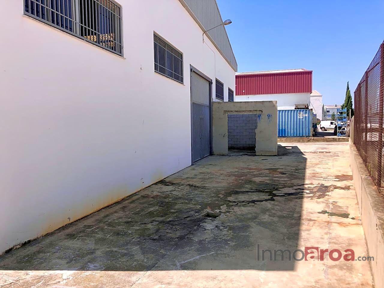 Location Bâtiment à usage industriel  Poligono industrial n.6. Oportunidad!!! en alquiler, nave industrial tipo c, en el poligo