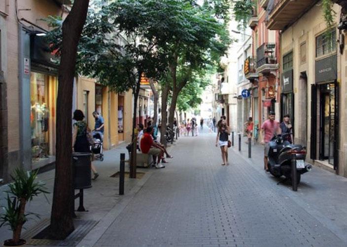 Local comercial en traspaso en Vila de Gràcia