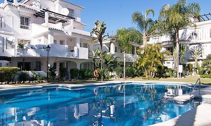Plantas bajas de alquiler con terraza en Málaga Provincia