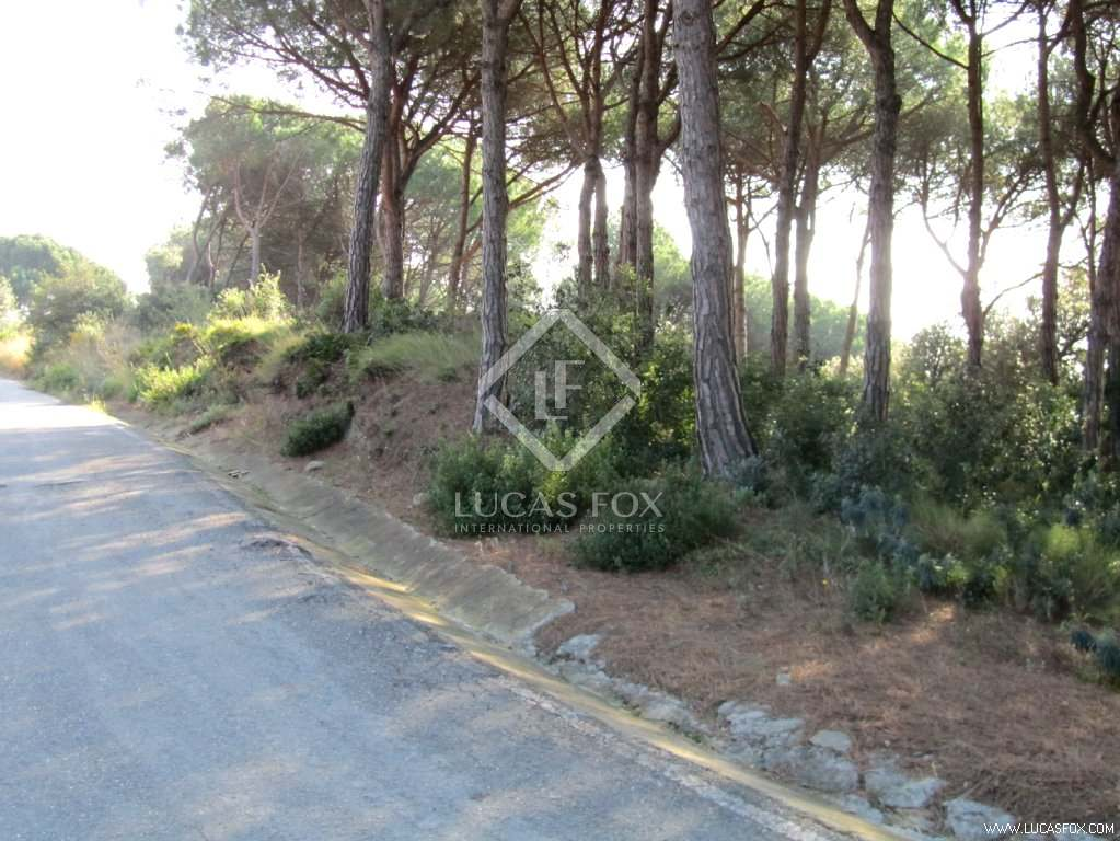 Solar urbano en Sant Vicenç de Montalt
