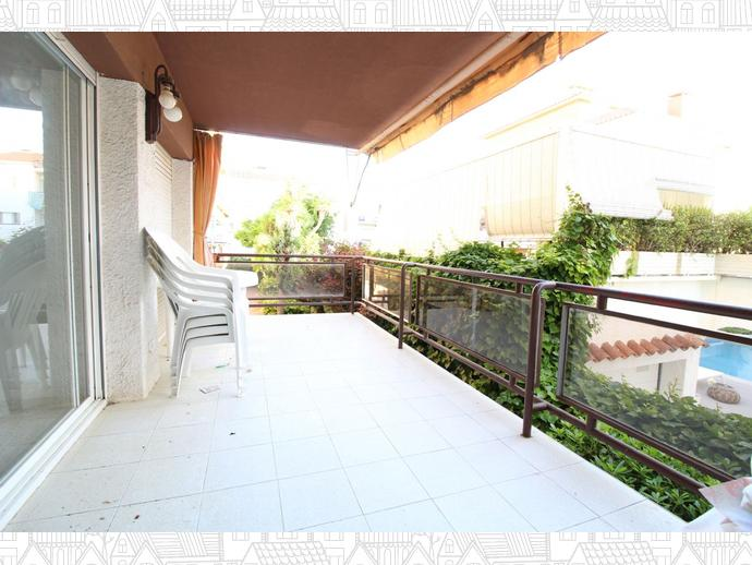 Foto 3 de Apartamento en Vinyet / Can Girona - Terramar - Vinyet, Sitges