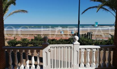 Casa adosada de alquiler en Paseo Marítimo, Playas de Puçol