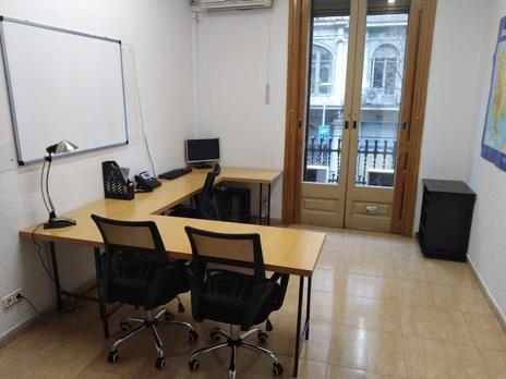 Oficinas de alquiler en Barcelona Provincia