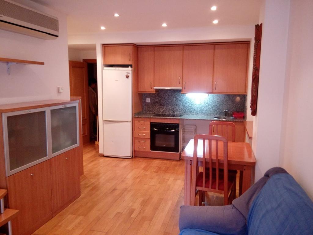 Alquiler Piso  Lleida capital - instituts - universitat. Apartament 2 habitacions en ple centre de la ciutat