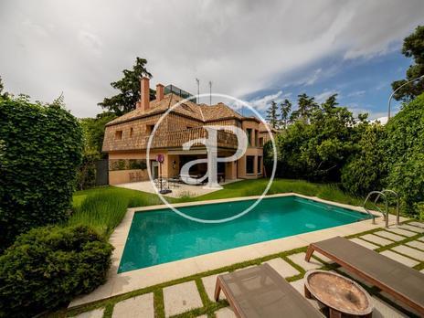 Casas de alquiler en Madrid, Zona de