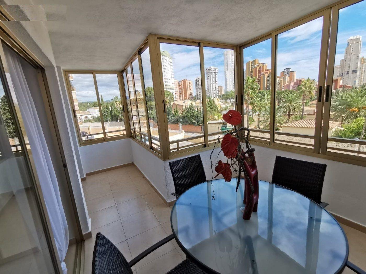 Alquiler Piso  Finestrat ,cala finestrat. Se alquila para todo el año piso de 1 dormitorio en finestrat -