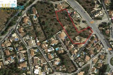 Bebaubares Gelände zum verkauf in La Nucia