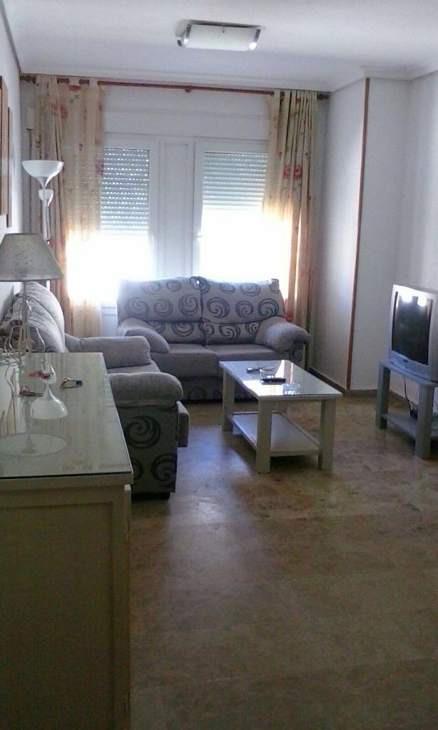 Piso en alquiler en Cádiz Capital - Puntales - Zona Franca