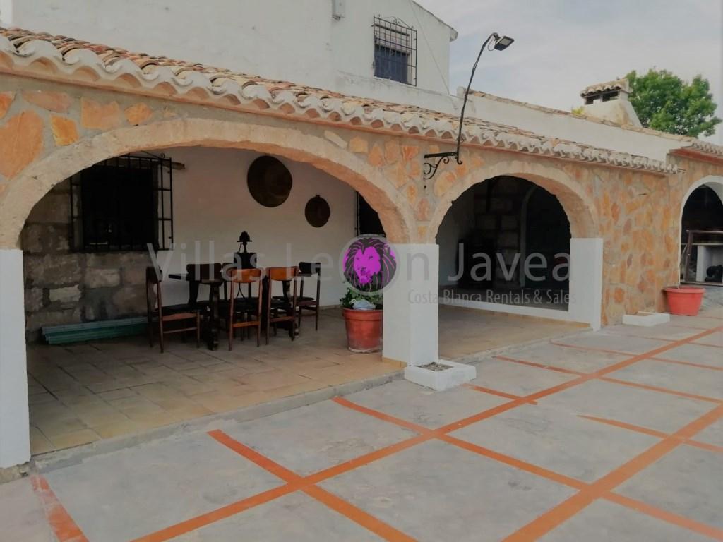 Fincas rústicas de alquiler en Jávea / Xàbia