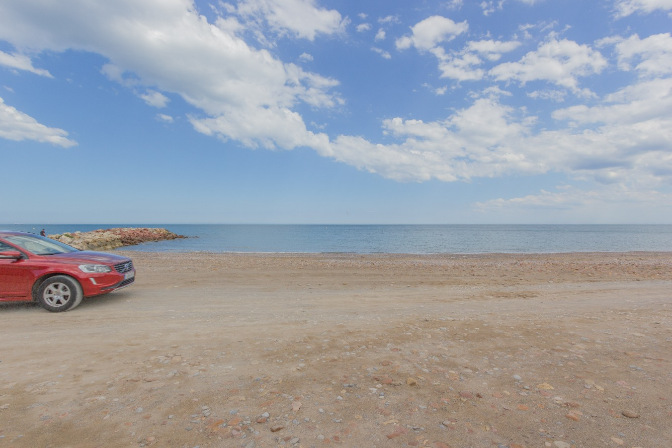 Terrain urbain  Camino partida marina, b. Parcela en playa del puig