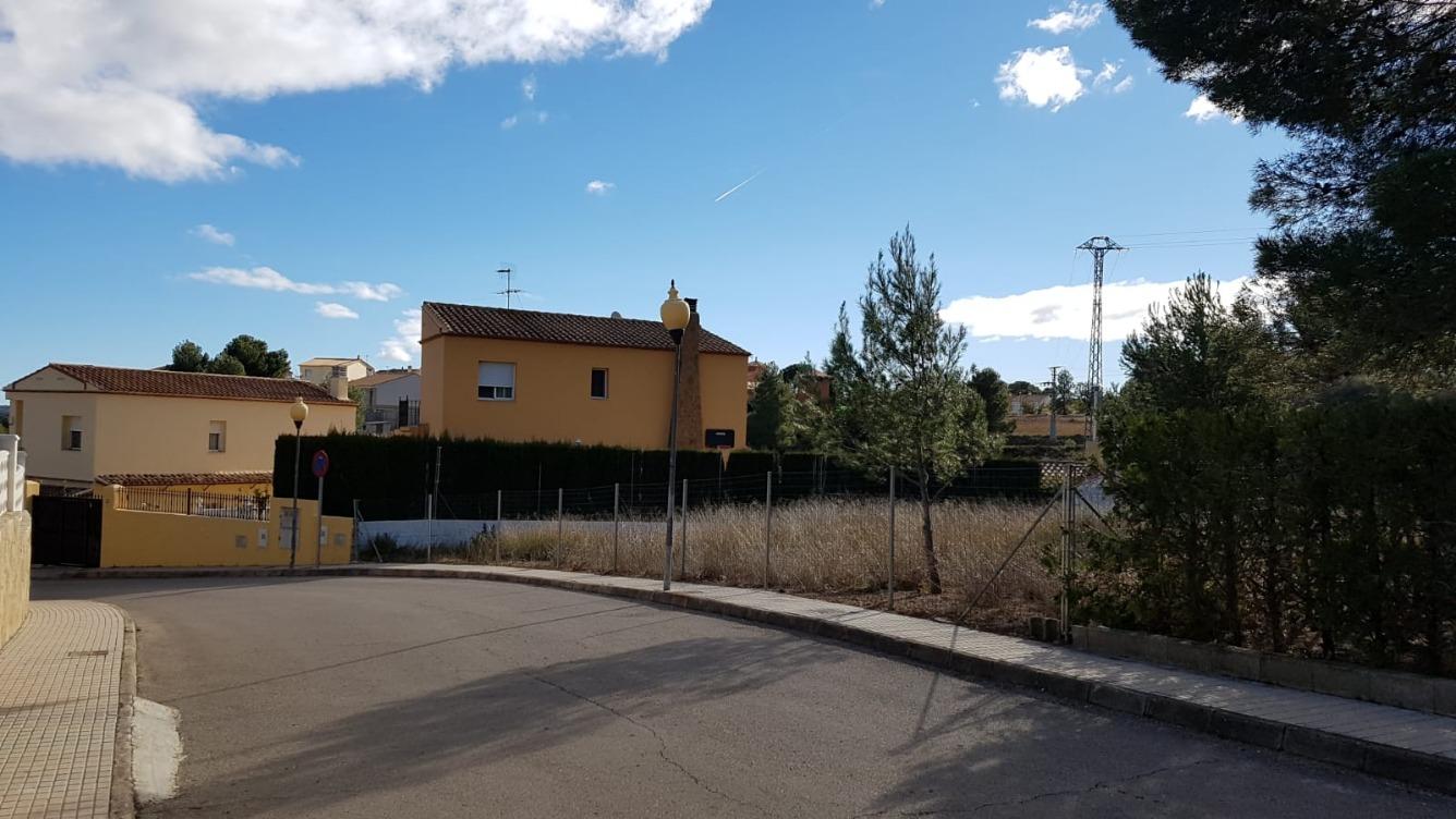 Solar urbà  Calle barranco del conde, 11. Parcela urbanizable