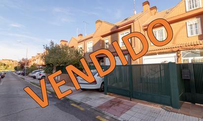 Casas adosadas en venta en Alcorcón