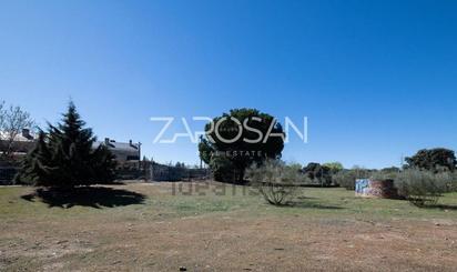 Terrenos en venta en Zona Prado de Somosaguas - La Finca, Pozuelo de Alarcón