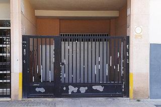 Aparcament cotxe  Calle tribunal de las aigües. Plaza de garaje 12m² situada en la calle tribunal de las aigüe.