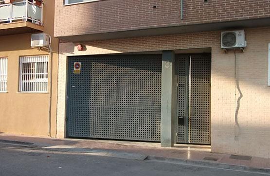Aparcament cotxe  Calle rosario bosch. Plaza de garaje nº 40, perteneciente a la promoción de viviendas