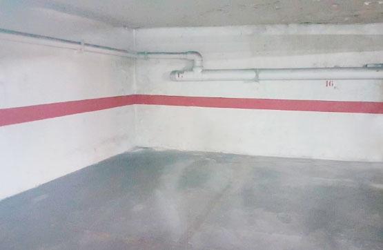 Aparcament cotxe  Calle poeta josep carbonell, 3. Plaza de garaje abierta en venta, situada en la planta sótano pr