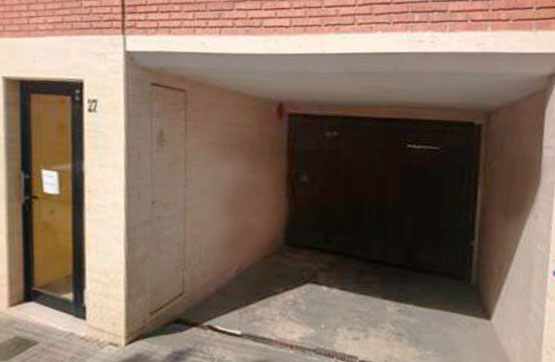 Aparcament cotxe  Paseo san roman fabra, 29. Aliseda inmobiliaria vende plaza de garaje. olvídese de malgasta