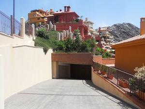 Garage spaces for sale at Águilas