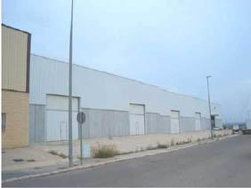 Nau industrial  Avenida argentina-. Nave nº 4 - nave industrial que forma parte de un conjunto indus