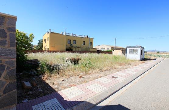 Solar urbano  Calle sebastia j arbo. Parcela, terreno residencial en la zona l?aldea éste es sólo uno